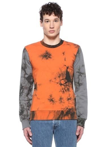 Helmut Lang Sweatshirt Oranj